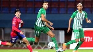 Avrupa Ligi'nde Borac'ı 2-0 yenen Rio Ave, Beşiktaş'ın rakibi oldu