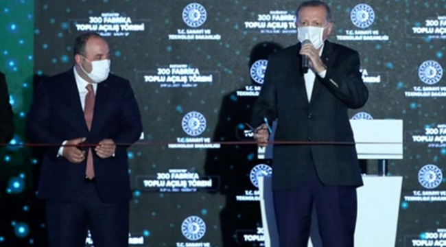 Bakan Varank'tan Gaziantep'te açılan fabrikaların eski olduğu iddialarına yanıt: Sehven yazılmış