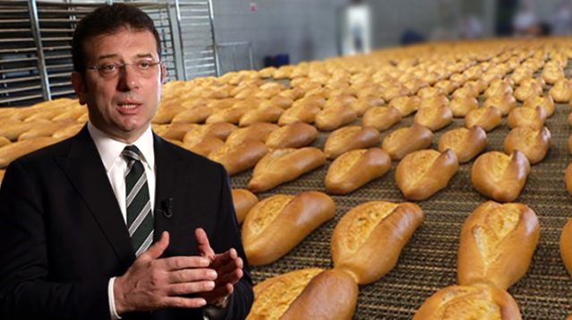 İstanbul'da Halk Ekmek'e yüzde 33 zam geldi