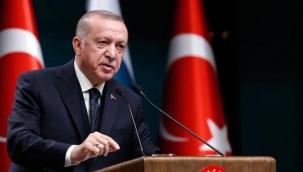 Kabine toplantısı sonrası Cumhurbaşkanı Erdoğan, yeni koronavirüs tedbirlerini madde madde sıraladı
