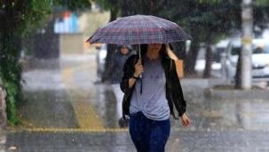 Kuvvetli yağışlara dikkat! Meteoroloji 3 kent için sel uyarısı yaptı