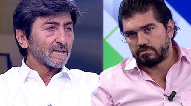 Rasim Ozan Kütahyalı Rıdvan Dilmen'in sözlerine yanıt vermedi, sadece futbol konuşmak istedi