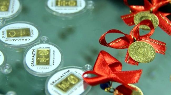 Üst üste dört gündür düşen altının gram fiyatı 454 liradan işlem görüyor