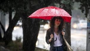 6 kentte kuvvetli yağış ve rüzgar bekleniyor