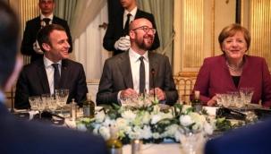 AB'de Oruç Reis rahatsızlığı! Michel, Merkel ve Macron birlik olup Türkiye'yi suçladı