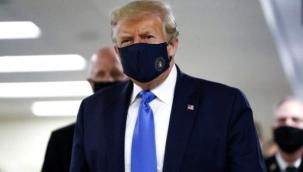 ABD Başkanı Donald Trump'ın koronavirüs testi negatif çıktı