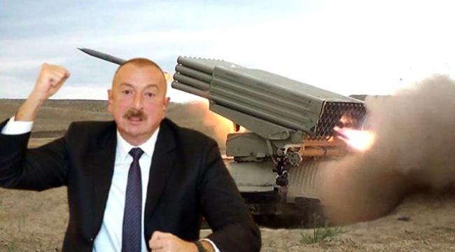 Aliyev, Karabağ'daki kirli tezgahı deşifre etti: Öldürülen askerler arasında Kanada ve Lübnan pasaportlu kişiler var