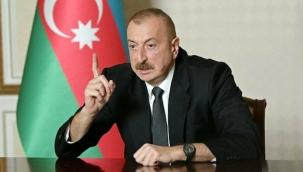 Azerbaycan Cumhurbaşkanı Aliyev'den bomba iddia: Rusya Ermenistan'ı ücretsiz silahlandırıyor