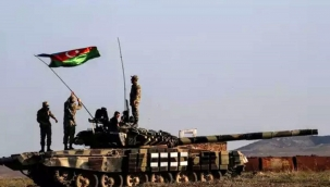 Azerbaycan ordusu ilerleyişini sürdürüyor! Gubadlı kent merkezi Ermenistan işgalinden kurtarıldı