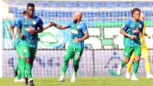 Çaykur Rizespor, sahasında Ankaragücü'nü geriden gelerek 5-3 mağlup etti
