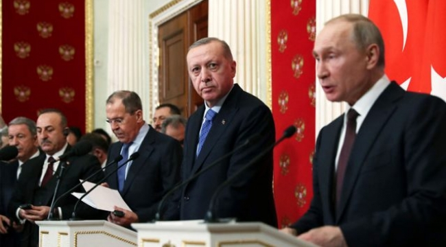 Cumhurbaşkanı Erdoğan, Putin ile telefonda görüştü: Ermenistan, 30 yıllık işgalini kalıcı hale getirmeye çalışıyor