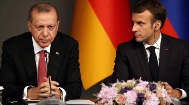 Fransa, Erdoğan'ın Macron hakkındaki sözlerinin ardından Ankara Büyükelçisi'ni geri çağırdı