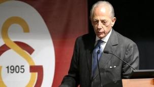 Galatasaray'ın eski başkanı Faruk Süren: Aday olmayı düşünmüyorum