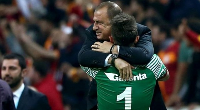 Galatasaray Teknik Direktörü Fatih Terim: Muslera, teknik ekibimizde yer alacak