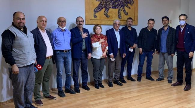 Gazi Eğitim ve Kültür Vakfı Yerel Basını Unutmadı.