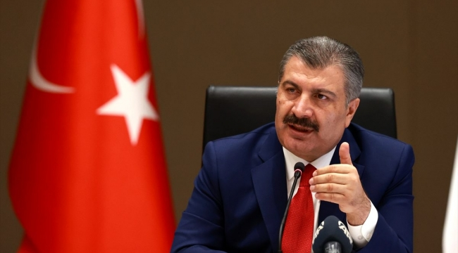 Sağlık Bakanı Fahrettin Koca: Sonbahar ve kış aylarında virüsün yayılım imkanı genişleyecek