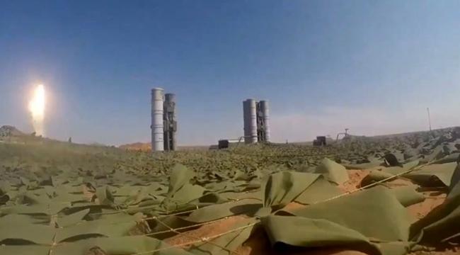 Sinop'ta denemeleri yapılan S-400'lerin ateşlendiği anların yeni görüntüleri ortaya çıktı