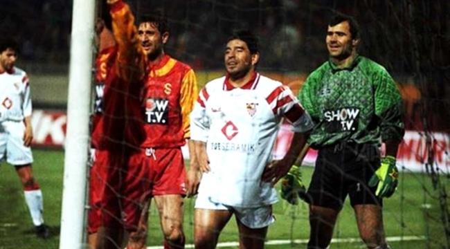 Eski takım arkadaşı, Maradona'nın Türkiye macerasını anlattı: İnanılmazdı