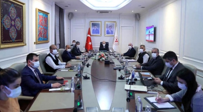 İçişleri Bakanı Soylu, koronavirüs genelgesine tereddütsüz uyulması talimatını verdi