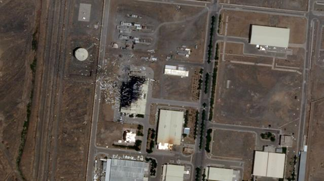İran, beş ay önce Natanz'daki nükleer tesisi hedef alan sabotajın da İsrail tarafından gerçekleştirildiğini öne sürdü