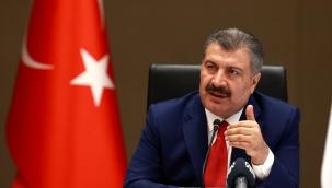 Türkiye'de 28 Kasım günü koronavirüs nedeniyle 182 kişi vefat etti, 30 bin 103 yeni vaka tespit edildi