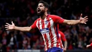 Atletico'dan ayrılacağı konuşulan Diego Costa, Türkiye'ye gelmeyi düşünüyor