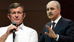 Davutoğlu'ndan Kurtulmuş'a çağrı: Bahçeli'ye yanıt vermezsen şahsiyetsizleştirme politikasının esiri olursun