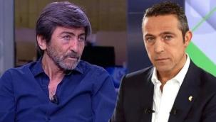 F.Bahçe Başkanı Ali Koç, hakemi eleştiren Rıdvan Dilmen'e tepki gösterdi