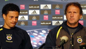 F.Bahçe'nin eski teknik direktörü Zico: Alex, sadece işini yapan futbolcudan fazlası olmalıydı