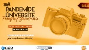 """Pandemide Üniversite"""" Fotoğraf Yarışması"""