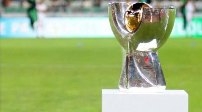TFF Süper Kupa, Atatürk Olimpiyat Stadyumu'nda oynanacak