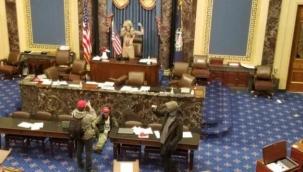 ABD'deki Kongre işgali Elazığlıları endişelendirdi: Kürsünün arkasındaki mermer Elazığ'dan gitmiş
