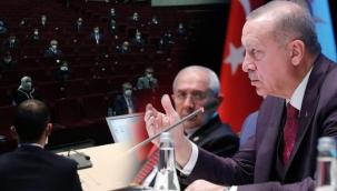 AK Parti MKYK'da 6-8 Ekim olaylarıyla ilgili teklif Cumhurbaşkanı Erdoğan'ı kızdırdı