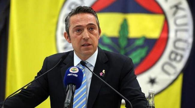 Ali Koç'tan transfer müjdesi: Devre arası 1-2 dokunuşla istediğimiz noktaya gelebiliriz