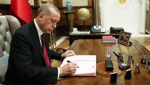 Cumhurbaşkanı Erdoğan imzaladı! 3 bakanlıkta kritik atamalar Resmi Gazete'de