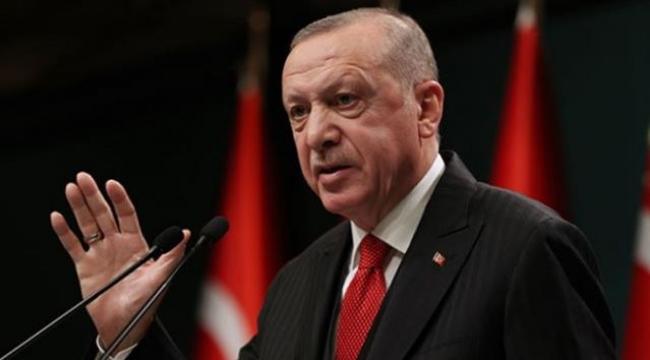 Erdoğan'dan Fikri Sağlar'ın 'türban' çıkışına sert tepki: CHP'nin faşizan anlayışının bir yansımasıdır