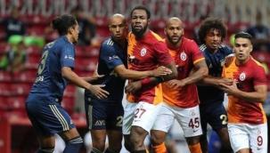 Fenerbahçe ve Galatasaray derbisi 6 Şubat'ta