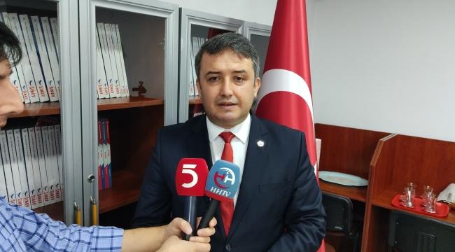Gelecek partisi Sultangazi ilçe başkanı basını unutmadı