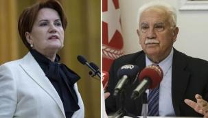 Grup toplantısına Akşener'in Perinçek'e taktığı isim damga vurdu: Cinping Perinçek, Erdoğan'ı da Bahçeli'yi de esir almış