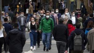 İstanbul Valisi Ali Yerlikaya, koronavirüs vakalarında en çok ve en az düşüş yaşanan ilçeleri paylaştı