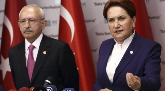 Kulisleri hareketlendiren iddia: CHP'nin HDP ile yakınlığından rahatsız olan Akşener, yeni ittifak kuruyor