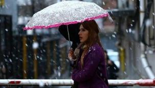 Meteoroloji'den beklenen uyarı! İstanbul dahil 11 ilde sağanak yağış