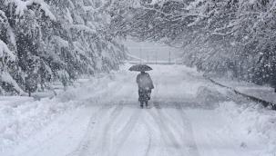 Meteoroloji uyardı: Çarşamba gününden itibaren Ankara başta olmak üzere iç kesimlerde kar yağışı görülecek