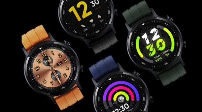 Realme Watch S akıllı saat için Türkiye tarihi verildi