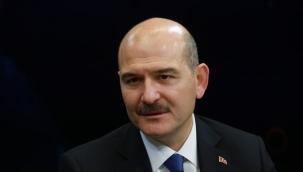 Süleyman Soylu, HDP binasının içini paylaştı: PKK posterleri...