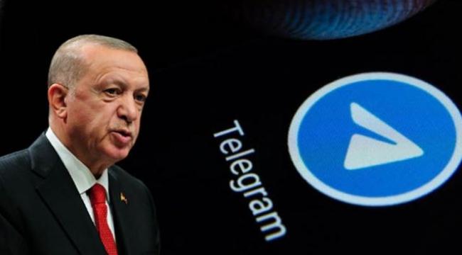 Telegram dünyaya Cumhurbaşkanı Erdoğan'ı örnek verdi: Onur duyduk