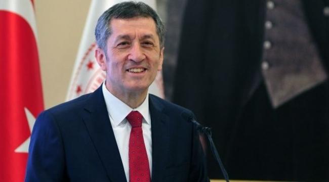 Ziya Selçuk'tan okullara ilişkin açıklama: Okulların artık…