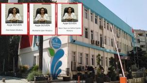 CHP'li ilçe belediyesinde bir kadının 3 ayrı müdürlüğe getirilmesi tepki topladı