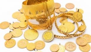 Haftaya yatay seyirle başlayan gram altın 413 liradan işlem görüyor