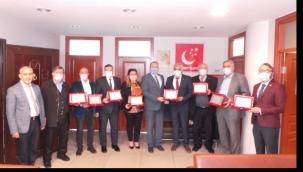 Saadet Partisi Sultangazi'den Muhtarlara Kahvaltı Programı